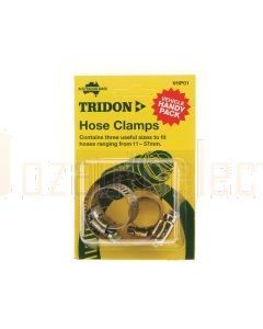 Tridon VHP01 Clamp Pack (Combo HS - Perforated, Part Stainless)