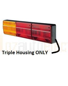 Hella 9.2423.09 Designline Triple Housing