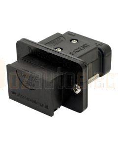 Trailer Vision TVN-333820-50 Flush Mount 50A Anderson Plug Cover