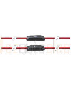 Littlefuse CablePro 0496125.Z Fuse 125A 32VDC 6AWG In-line Cable