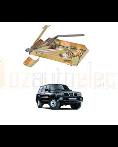 Projecta HDBT152 Heavy Duty Dual Battery Tray suit for Nissan GU Patrol 4.2 TDI and 3.0 TDI
