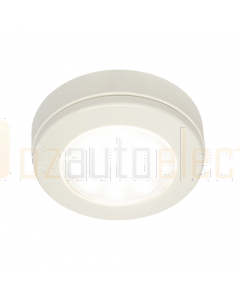 Hella Euroled 115 Downlight 10-33V W/ White Plastic Rim Recess