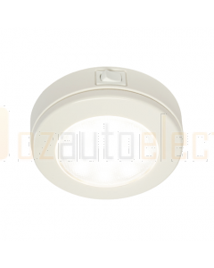 Hella Euroled 115 Down light 10-33V White Rim Surface Mount