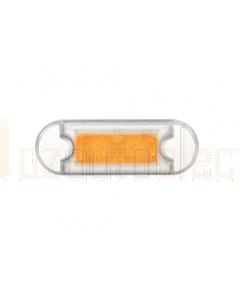Hella Duraled Amber LED Courtesy Lamp 12/24V Surface Mount 500mm