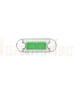 Hella 98085550 Duraled Green LED Courtesy Lamp 12/ 24V Surface Mount with 500mm Pre-wired cable