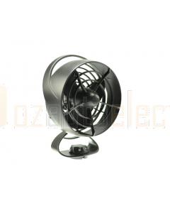 Hella 8EV003366012 Turbo 2.0 Oscillating Turbo Fan 12V 2 Speed