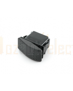 Ionnic R Series 12-24V Off/ Mon On Single Pole Rocker Switch