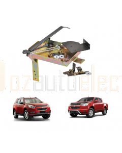 Projecta HDBT350 Heavy Duty Dual Battery Tray suit for Holden Colorado & Colorado 7