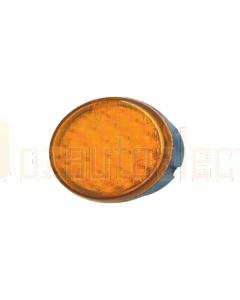 Hella 2130 LED Rear Direction Indicator - Amber (Set of 2)