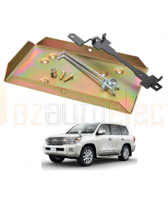 Projecta HDBT120 Heavy Duty Dual Battery Tray suit for Toyota Land Cruiser 200 DS Series