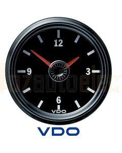 VDO 370012001 Clock Analogue 52mm 12V