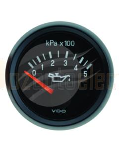 VDO Oil Pressure Electric Gauge