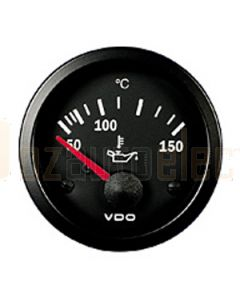 VDO 30010015 Oil Temperature Gauge 50 - 150ºC 12V