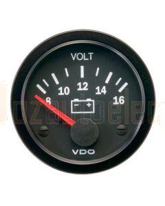 VDO Cockpit Vision Voltmeter