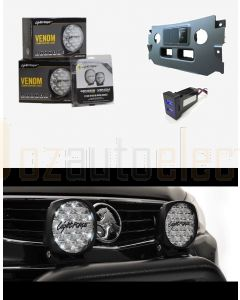 Lightforce Venom LED Holden Colorado Upgarde Kit