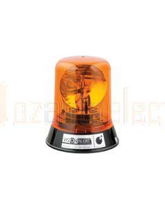 Vision Alert 503500 503 Series Halogen Beacon 3 Bolt - Red