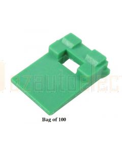 Deutsch W2P DT Series Wedgelock for 2 Way receptacle (Bag of 100)