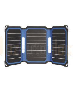 Matson MA1103 Portable Solar Panel Charger 14W 12V 5V