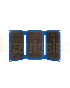 Matson MA1104 Portable Solar Panel Charger USB 5V 3A