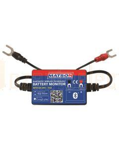 Matson MA98412 Bluetooth Battery Monitor