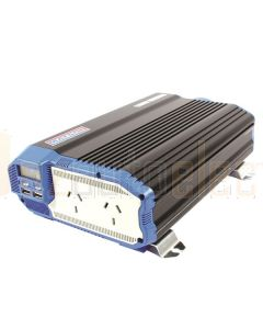 Matson MAI1100 1100 Watt Modified Sine Inverter