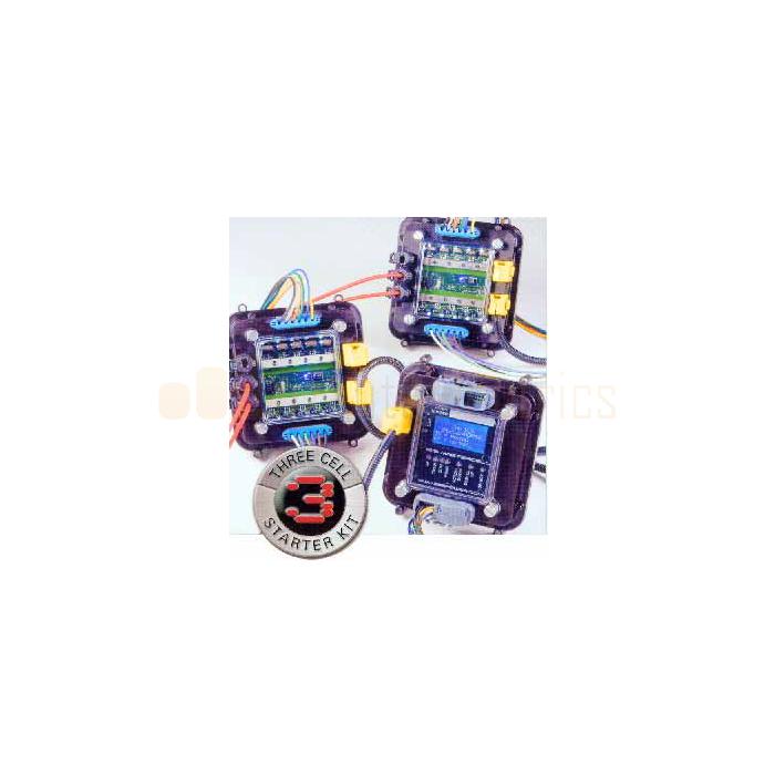Infinitybox 750003k 3 Cell Starter Kit