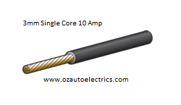 3mm Single Core Cable