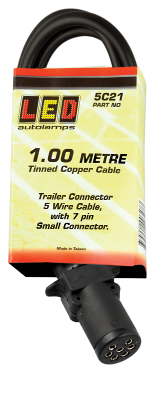 Trailer Cable Harness System