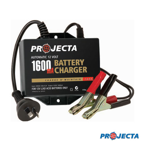 Projecta AC250 Car Battery Charger