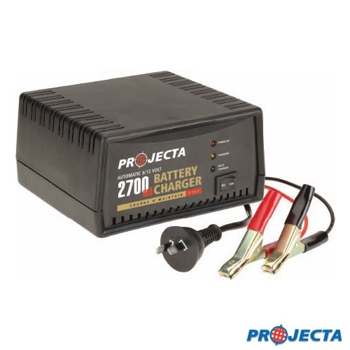 Projecta AC400 Car Battery Charger