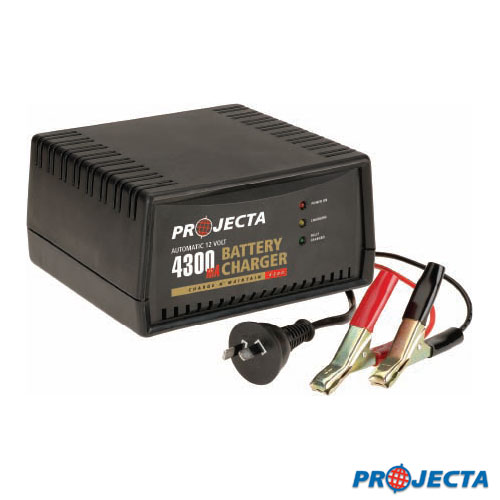 Projecta AC600 Car Battery Charger