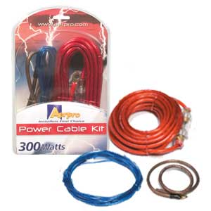 300W Power Cable Kit