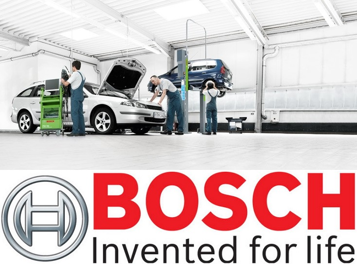 Bosch Automotive Parts