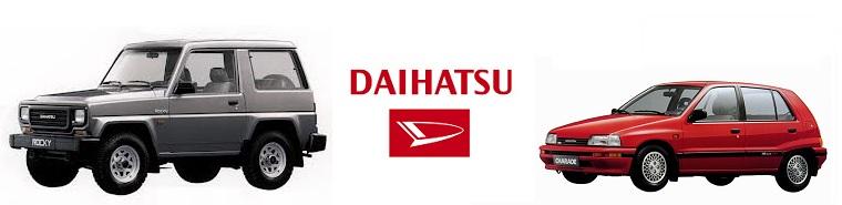 Daihatsu Starter Motor