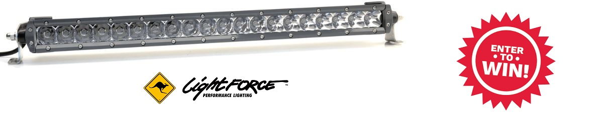 Lightforce 20 inch LED Light Bar