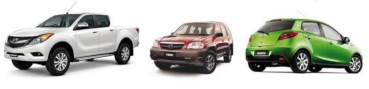 Mazda Distributors