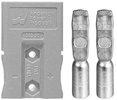 Grey Anderson Plug