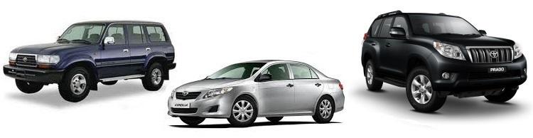 Toyota Distributors