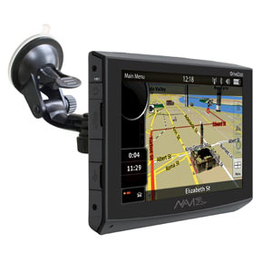 GPS Satellie Navigation