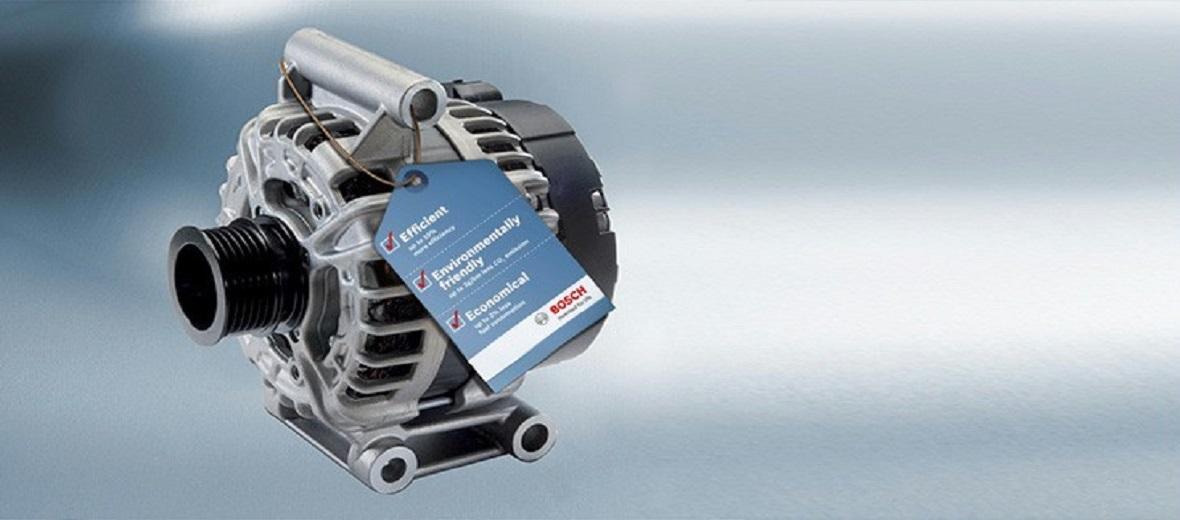 Bosch Alternators