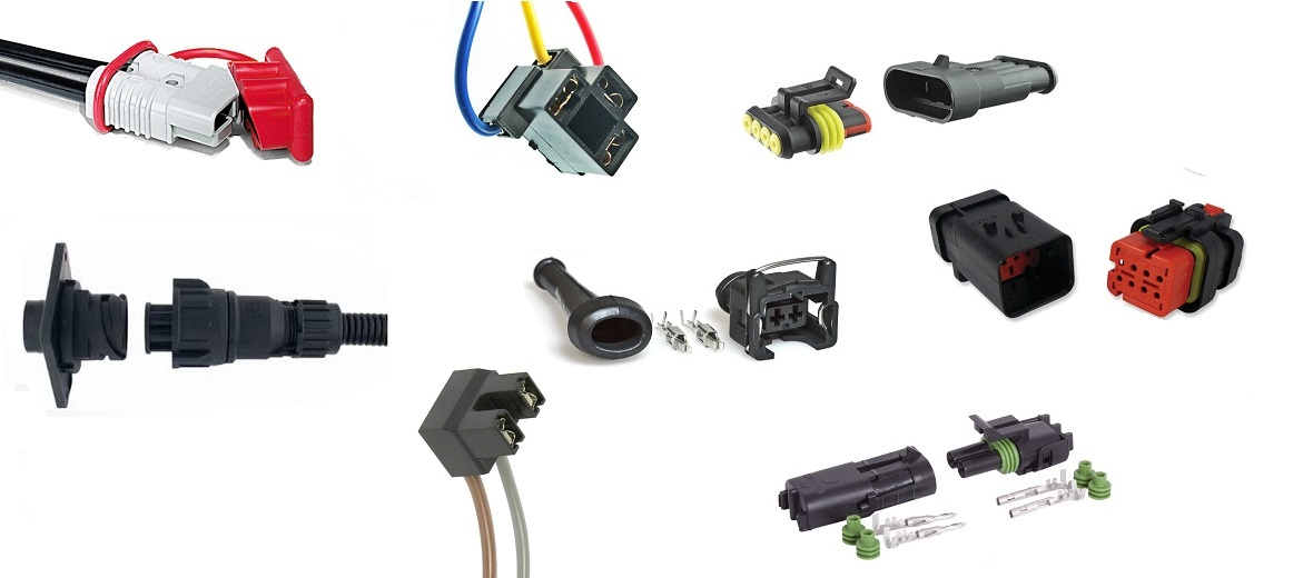 Automotive Connectors Supplied Worldwide
