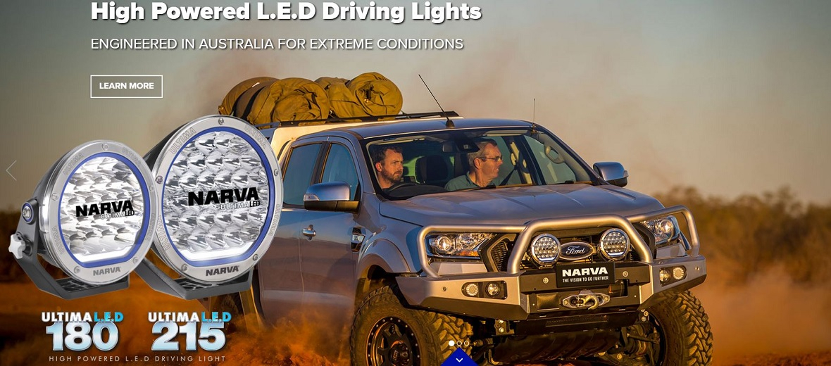 Narva LED Driving Lights