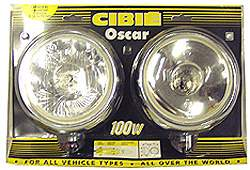 Cibie Oscar Driving Light Kit
