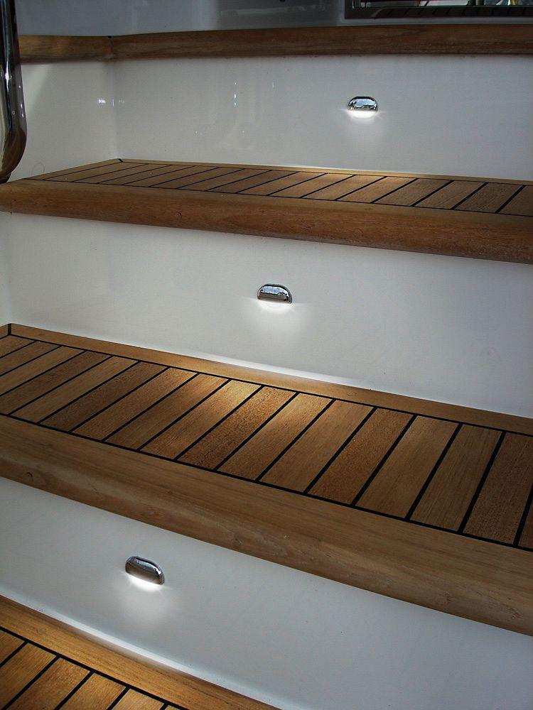 Hella Marine LED Step Courtesy Lamps