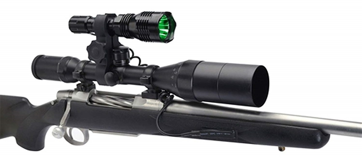 Rifle Mounted Spotlights