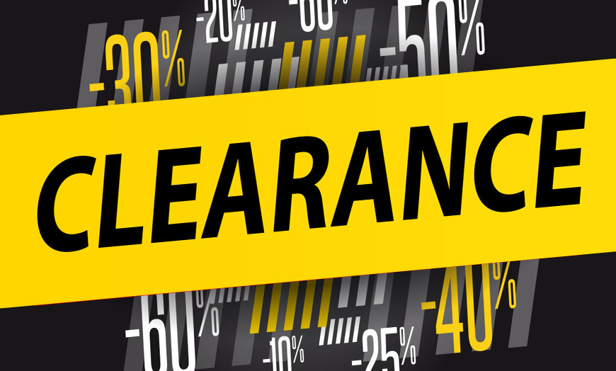 Auto Electrical Parts Clearance Sale