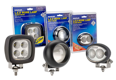 Narva LED Work Lights