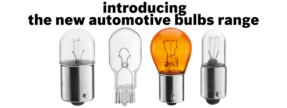 Bosch Automotive Bulbs