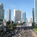 Auto electrical parts supplied to Jakarta